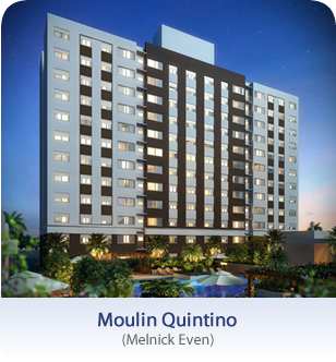 Moulin Quintino - Melnick Even